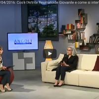 """Intervista Alla Dott.ssa Valeria Gerloni Nella Puntata Di """"Angoli"""" Su Espansione Tv"""