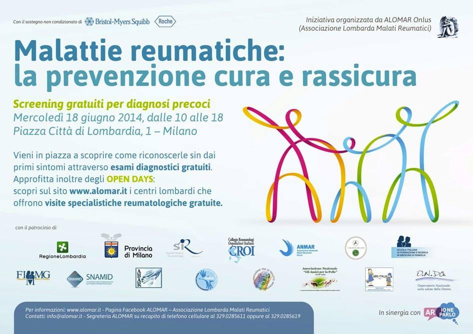 La Prevenzione Cura e Rassicura | ARG-Italia ONLUS