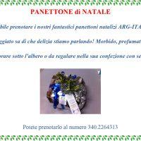 Panettone ARG-Italia Onlus