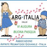 ARG-ITALIA Onlus Augura BUONA PASQUA