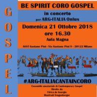 #ARG-ITALIACANTAINCORO…canti Gospel Con Noi?