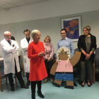 Inaugurato Il Nuovo Reparto Pediatrico!