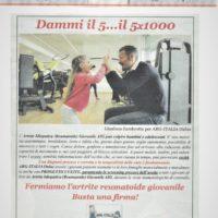 5×1000 – La Repubblica – 7 Giugno 2020
